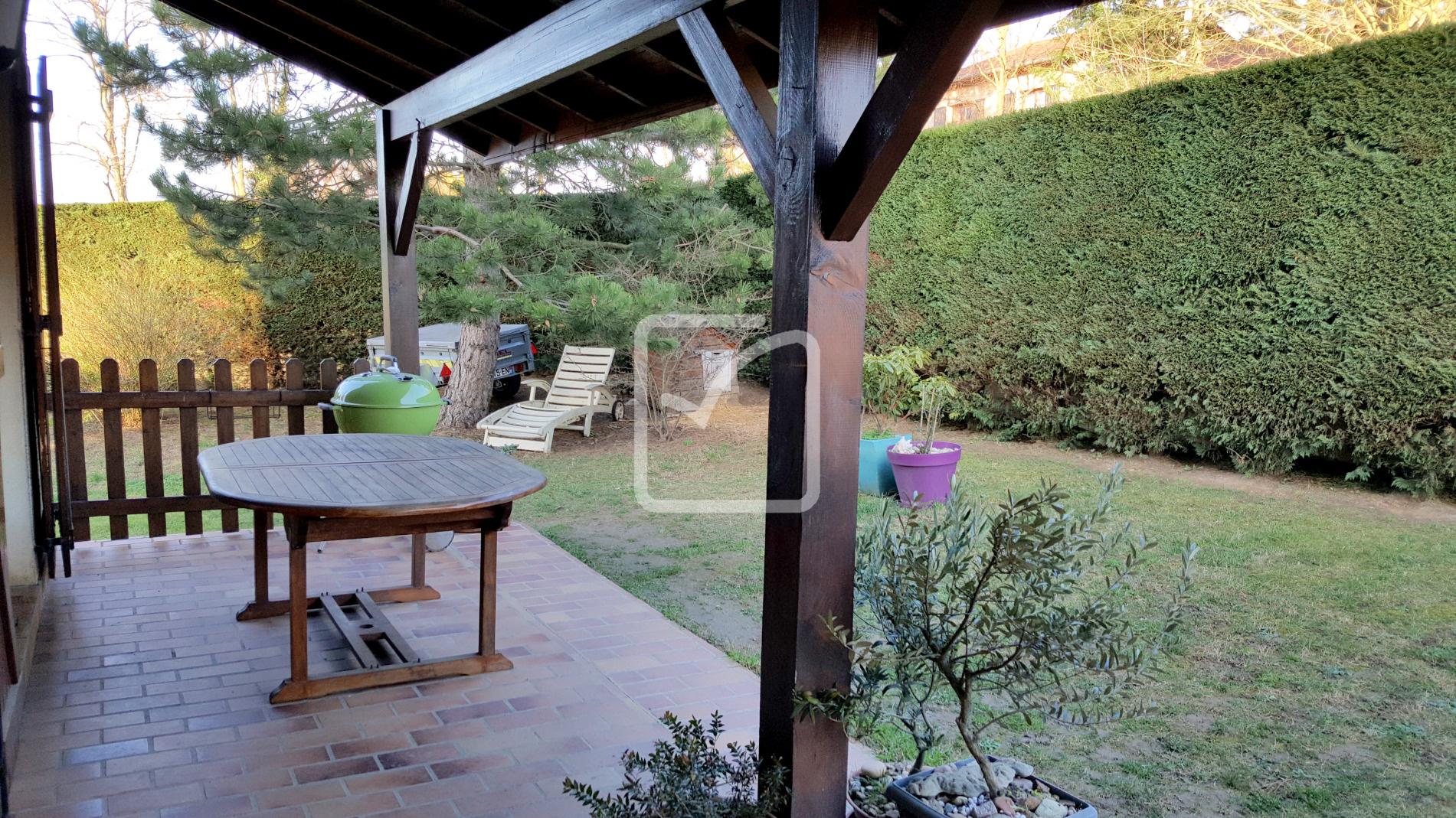 Annonce vente maison vienne 38200 108 m 298 000 for Jardin 38200