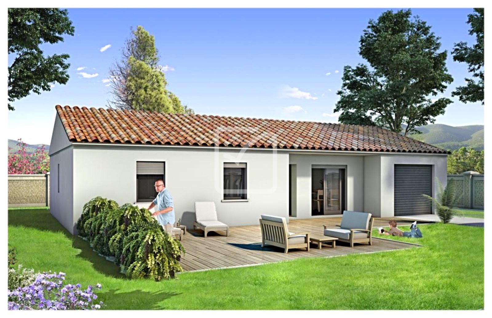 Annonce vente maison marcillac saint quentin 24200 120 for Maison de l emploi saint quentin
