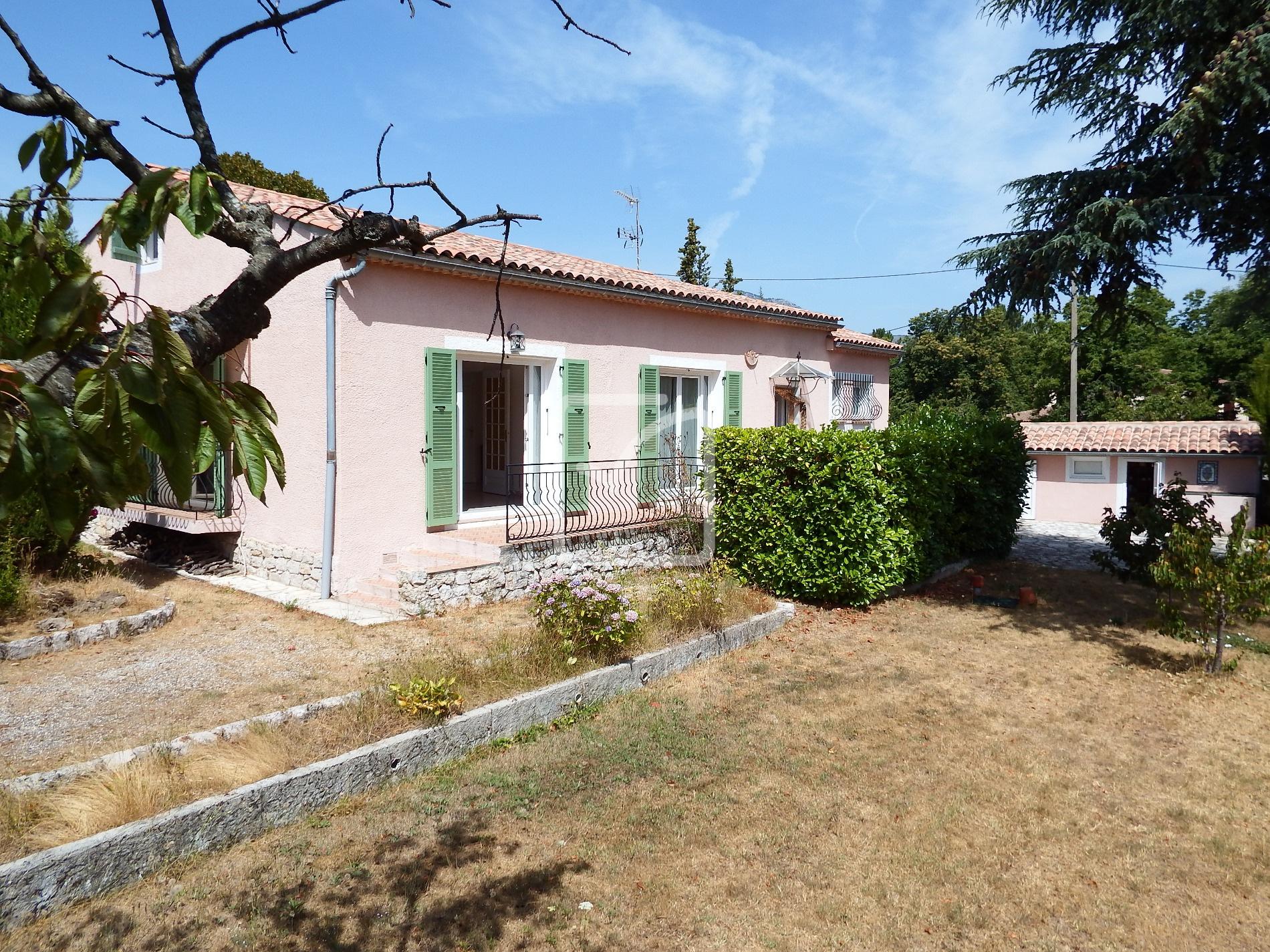 Annonce Vente Maison Berre Les Alpes 06390 140 M 399