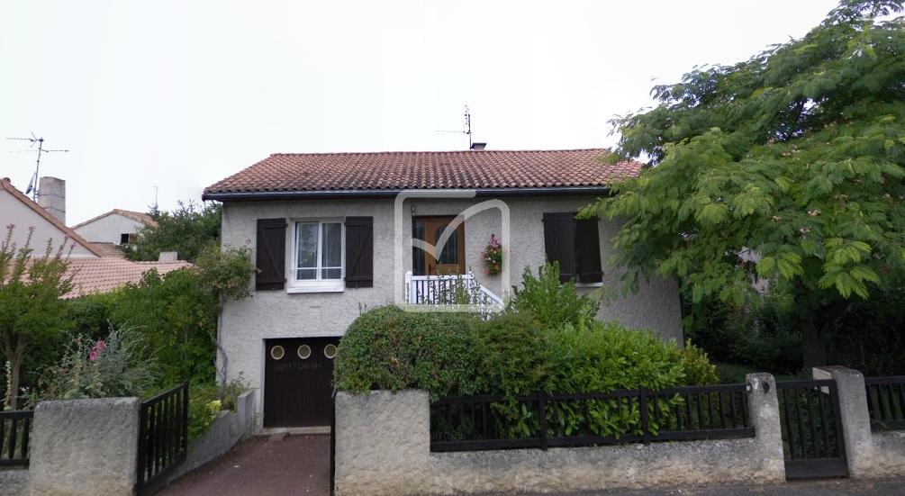 Annonce Vente Maison Buxerolles 86180 128 M 187 000