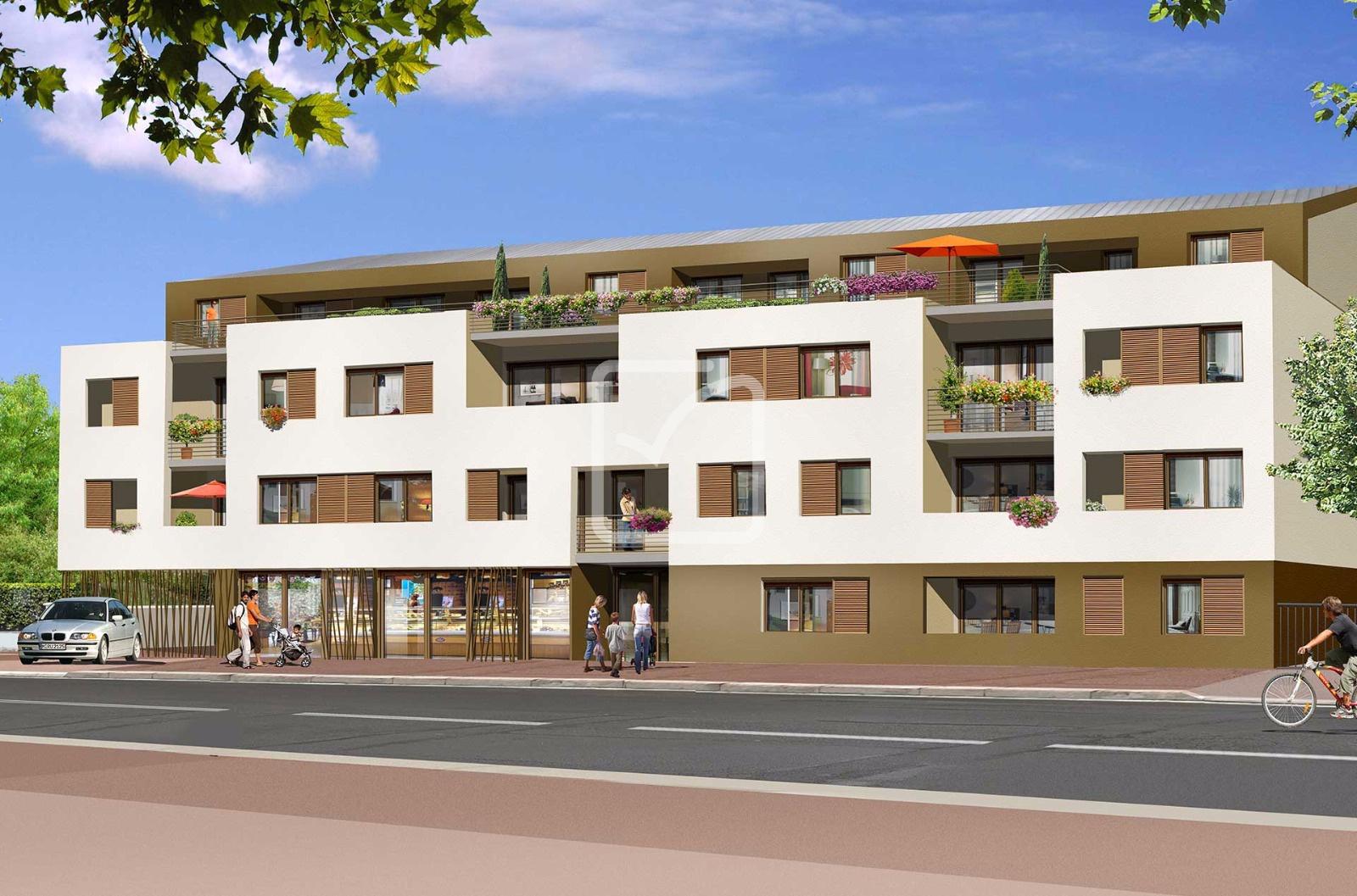 Offres programmes neufs appartement type 4 merignac for Appartement merignac